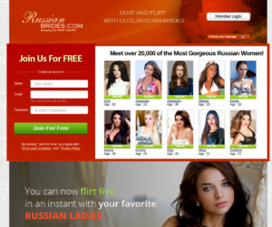 Russian Brides Website